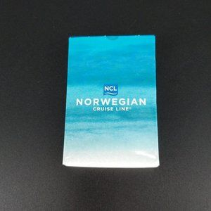 Norwegian Cruise Lines 54 Playing Cards - NIB